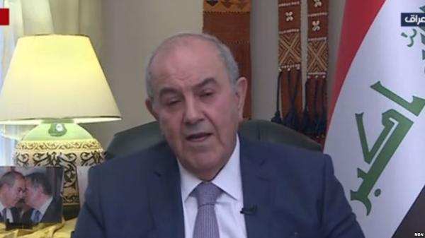 رئيس الوزراء العراقي الأسبق يدعو لحل مليشيا الحشد الشعبي