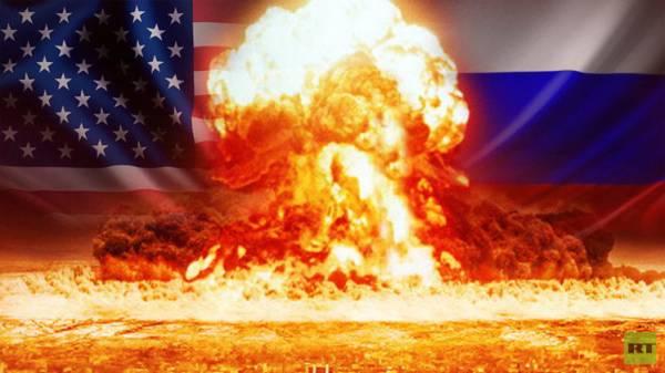 محلل فرنسي: واشنطن تدرس ضرب روسيا نوويا.. ورد الأخيرة سيفني أمريكا