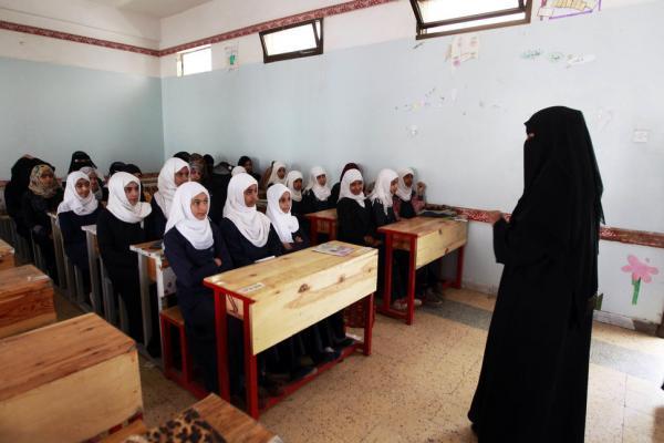 &#34أطفال اليمن&#34 يدين ممارسات مليشيا الحوثي تجاه العملية التعليمية