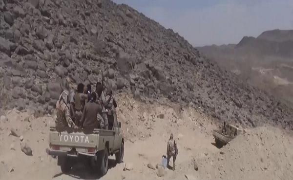 القوات الحكومية تواصل تقدمها بجبهة كتاف صعدة