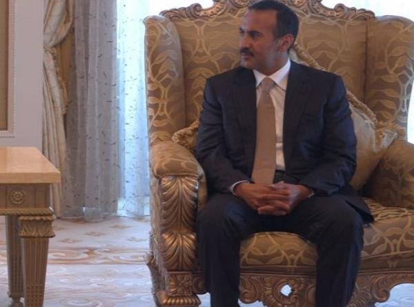 Ahmed Ali meets with the Russian Foreign Undersecretary