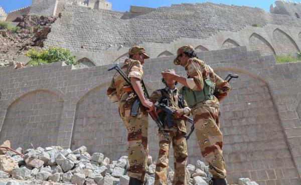 مسلحان يغتالان جندياً من اللواء 22 جنوب تعز