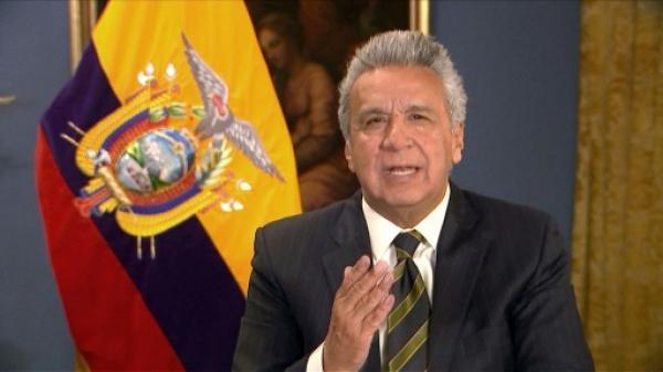 الاكوادور تقول إنها تعرضت لـ40 مليون هجوم الكتروني منذ اعتقال أسانج