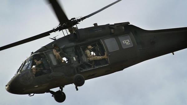 ضحايا بتحطم مروحية عسكرية في الولايات المتحدة