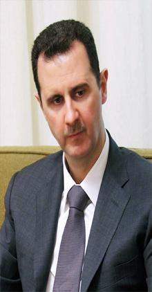 برقية عاجلة من بوتين إلى الأسد