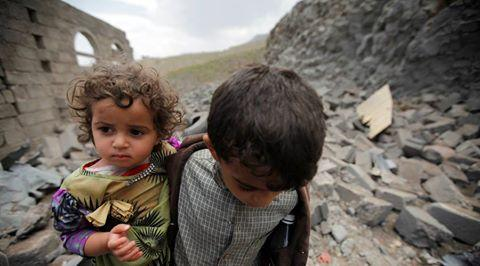 منظمات دولية: يجب إدارج التحالف بقيادة السعودية في قائمة &#34العار&#34 و&#34قتلة الأطفال&#34 في اليمن