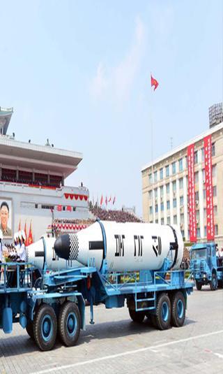 الأمريكيون يكتشفون بصمات صينية على صواريخ كوريا الشمالية