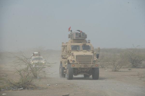 تقدم متسارع لقوات المقاومة الوطنية في الساحل الغربي أثار هلع الحوثيين