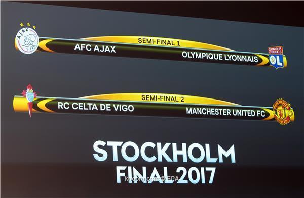 مانشستر يونايتد في مهمة صعبة امام سيلتا فيجو في الدوري الأوروبي