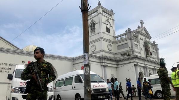 مئات القتلى والجرحى جراء سلسلة من التفجيرات استهدفت كنائس وفنادق في سريلانكا بعيد الفصح