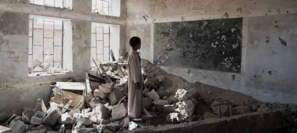 وزير التربية: مليشيا الحوثي دمرت 2600 مدرسة بمختلف المحافظات