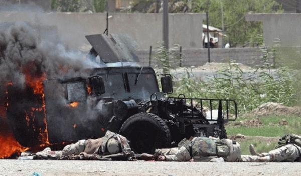 هجوم ضخم لطالبان ضد قاعدة للجيش الأفغاني يخلف 140 قتيلاً على الأقل