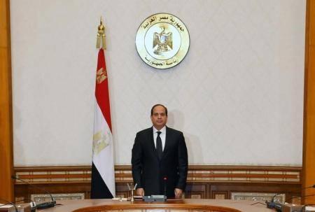 بيان رسمي: الرئيس المصري يزور السعودية الأحد