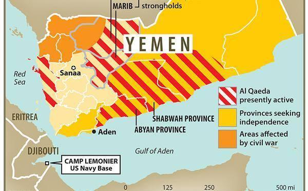 صحافة أمريكية: شراكة واشنطن والرياض في تعزيز الإرهاب في اليمن