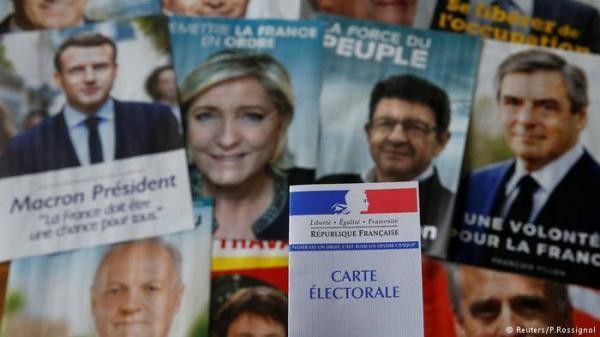 فرنسا: المنافسة تشتد بين أربعة مرشحين وثلث الناخبين مترددون