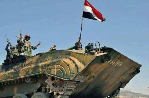 الجيش السوري يعلن عن تصفية قيادات سعودية وأردنية في حمص وحماة