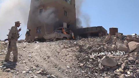 قصف صاروخي ومدفعي على مواقع في جيزان ونجران وعسير (موسع)