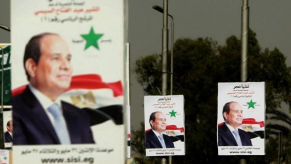 مصر تقر التعديلات الدستورية بموافقة 88.83 بالمئة من المصوتين