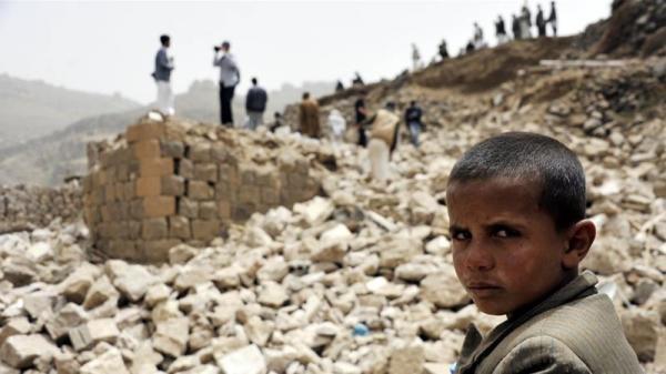 وكالات إغاثة: على الحكومات الغربية توفير مساعدات انسانية بدلا من الاسلحة التي تأجج الحرب في اليمن