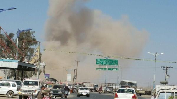 غارات سعودية على صعدة وذمار