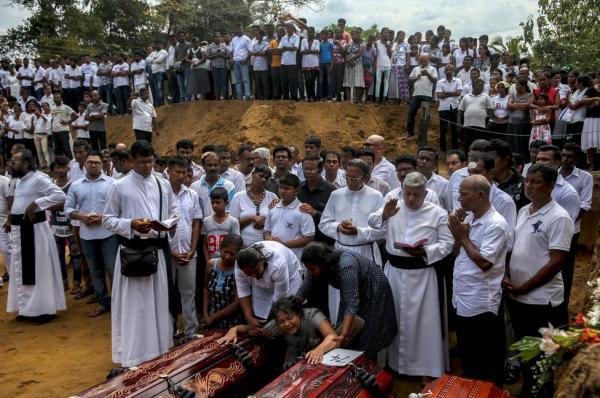 تفاصيل تظهر اشتراك انتحاريين من عائلات ثرية في تفجيرات سريلانكا