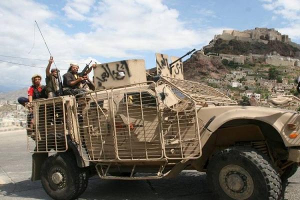حصري: تحالف العدوان يرسل عتاداً عسكرياً لـ&#34أبو العباس&#34 والأخير يشترط توليه جبهة تعز
