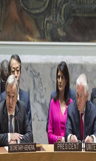 الامم المتحدة: على كوريا الشمالية الامتثال لقرارات مجلس الامن