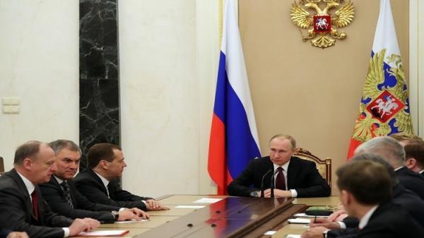 موسكو: نشر واشنطن للدرع الصاروخية قد يكون مظلة لخطوات متهورة