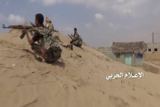مصرع 6 وإصابة العشرات في صد هجوم للمرتزقة بميدي