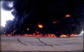 رصد 487 اعتداءً على خطوط الكهرباء والنفط والاتصالات العام الماضي