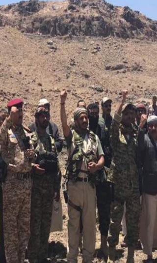العميد طارق صالح يكشف عن معركة &#34قطع النفس الطويل&#34 بالحدود اليمنية السعودية