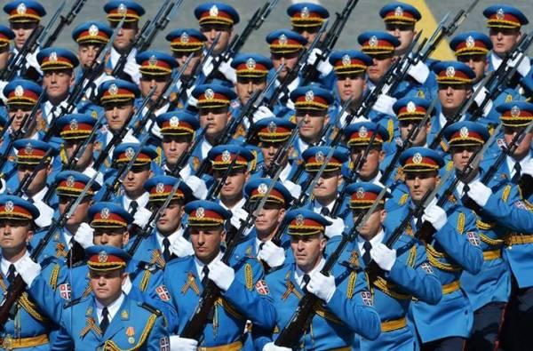 بالصور.. العرض العسكري الأضخم في تاريخ روسيا