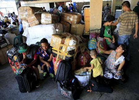 إجلاء الآلاف في الفلبين مع اقتراب إعصار قوي