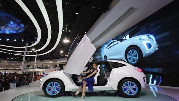 Haval الصينية تعرض موديلاتها الجديدة