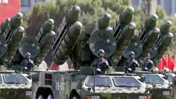 الصين تجري إطلاقا تجريبيا لصاروخ من نوع جديد