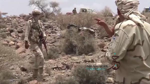 Houthi Militia Flee Mawza District West Of Taiz
