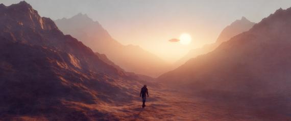 مخلوقات فضائية عاشت في نظامنا الشمس بحسب عالم فلك أميركي!