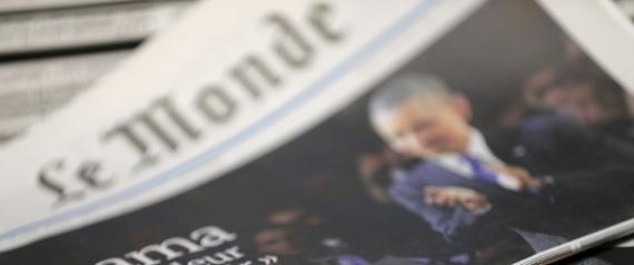 هجوم إلكتروني يتسبب في غلق مواقع إخبارية فرنسية بينها لوموند ولوفيجارو
