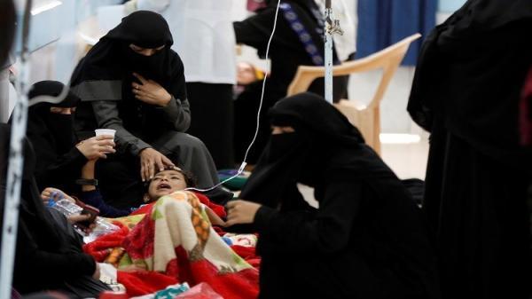 11 حالة مصابة بالكوليرا بمركزي صنعاء وأكثر من 2500 تحت الخطر