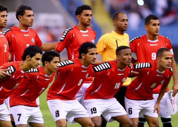 المنتخب اليمني يخسر من نظيره المصري