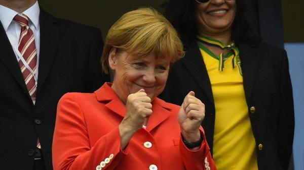 حزب ميركل يفوز في الانتخابات المحلية غرب ألمانيا