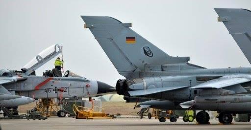 المانيا تهدد بسحب قواتها من قاعدة انجرليك الى الاردن