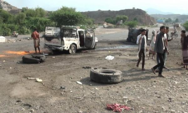 Saudi-led raid kills dozens of Yemeni civilians