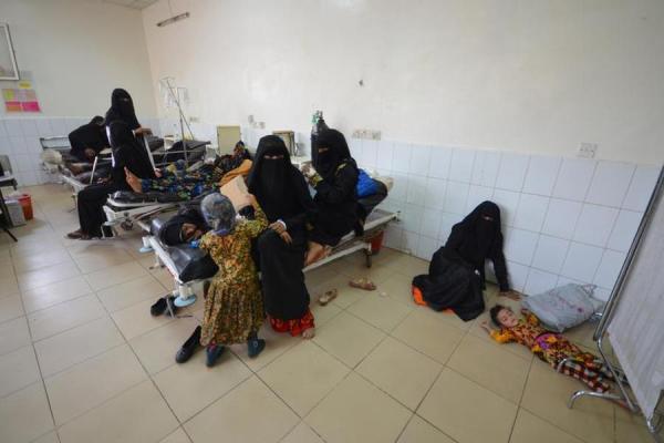 رسمياً: ارتفاع عدد المصابين بالكوليرا إلى 17 ألفاً والوفيات 206