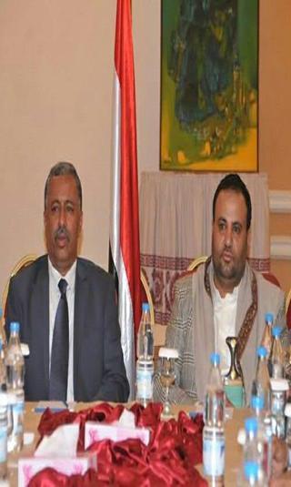اتفاق جديد بين المؤتمر الشعبي وأنصار الله