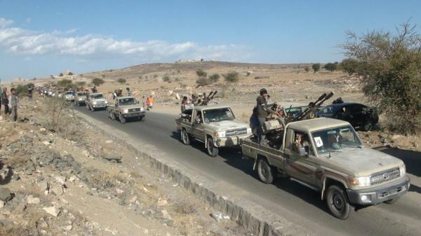 قتلى وجرحى في كسر زحف للمرتزقة وسط اليمن
