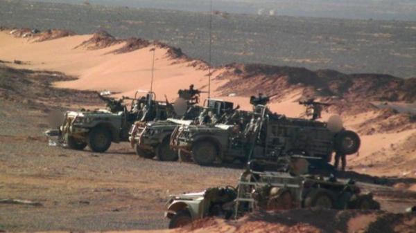 سوريا وروسيا تدينان هجمات للتحالف على قوات موالية لدمشق قرب قاعدة التنف