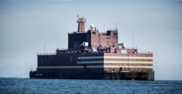 روسيا تكشف النقاب عن أول محطة نووية عائمة في العالم