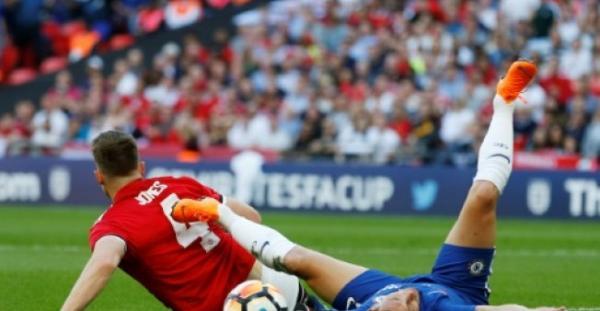 تشلسي يحرز لقبه الثامن على حساب مانشستر يونايتد