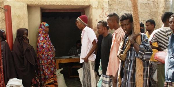 30 ألف لاجئ صومالي غادروا اليمن تحت ضغط العدوان